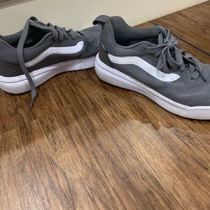 Ultracush Lite Gray Vans